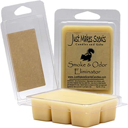 Pet Odor Eliminator Wax Melts 2 Pack with FREE SHIPPING Free Shipping Scented Soy Wax Cubes Compare to Scentsy\u00ae Bars