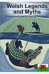 Welsh Legends and Myths Paperback