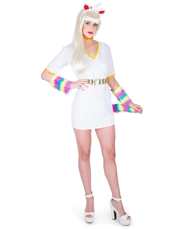 Disfraz de unicornio mujer M: Amazon.es: Juguetes y juegos