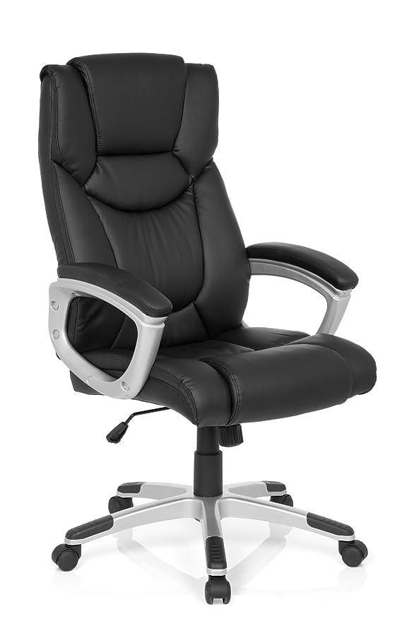 1 opinioni per Sedia da ufficio RELAX CL130, in similpelle, colore: nero