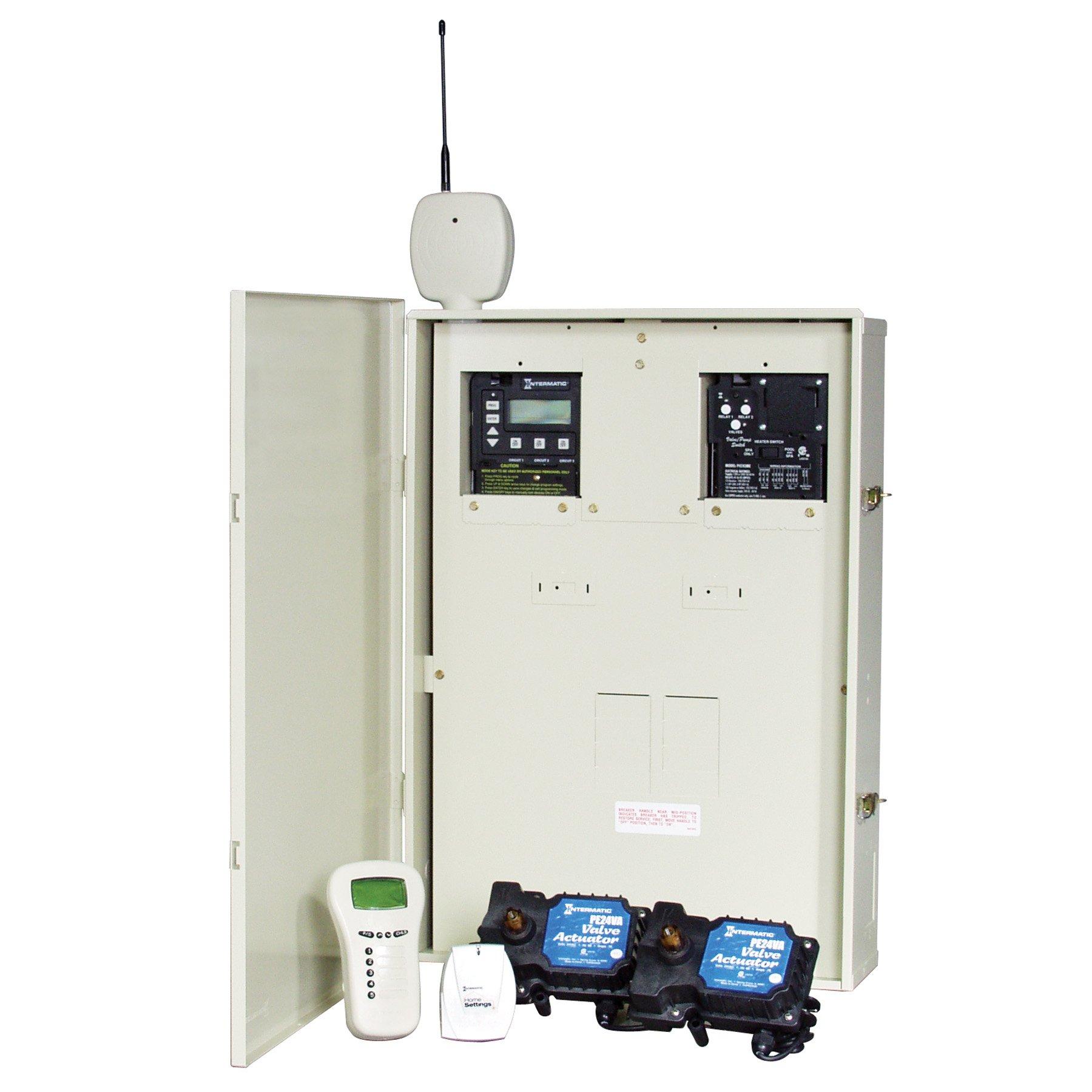 Intermatic PE45343RC I Wave Panel P1353ME/P4243ME/PE24V