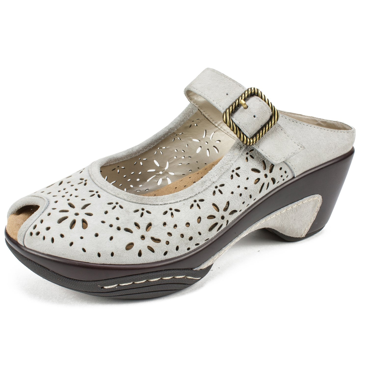 WHITE MOUNTAIN 'Miso' Women's Leather Mule