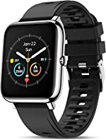 Canmixs Smart Watch for Android Phones iOS Compatible with iPhone Samsung,