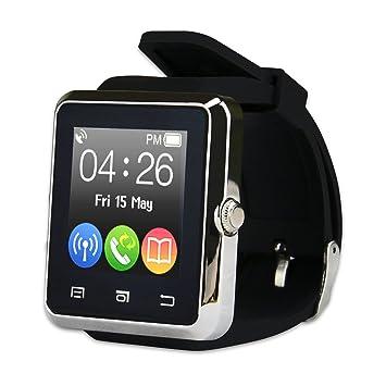 Montre connectée Time2® Bluetooth 4.0 Montre-bracelet Keep Fit Health Tracker pour iPhone iOS