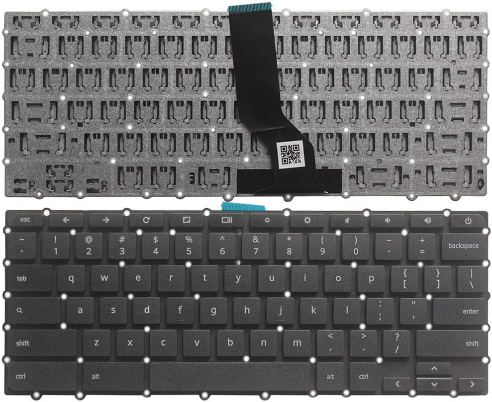 Laptop Replacement Keyboard Fit Acer ChromeBook C910 CB3-531 CB3-431 CB5-571 US Layout US Layout