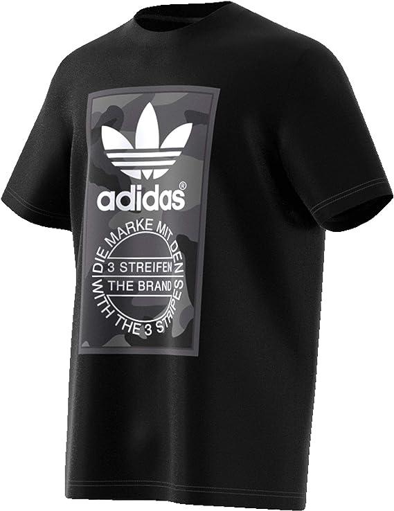 T-Shirts Uomo adidas Camo Tee