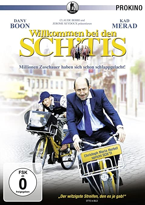 Willkommen bei den Schtis [Alemania] [DVD]: Amazon.es: Kad Merad ...