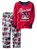 Carters Boy's 2-Piece Fleece Pajama Sets