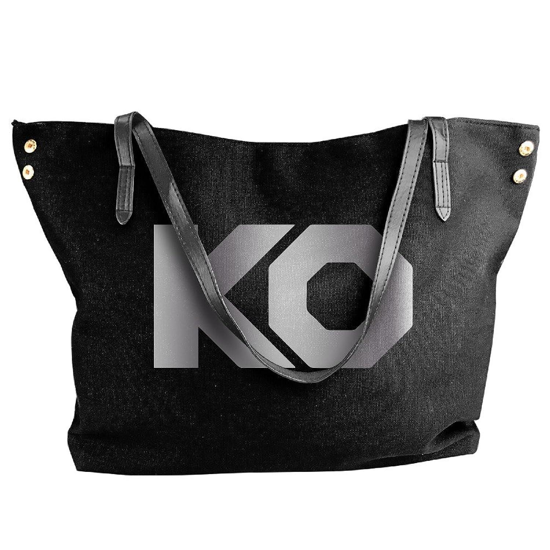 Kevin Owens KO Fight Platinum Logo Handbag Shoulder Bag For Women
