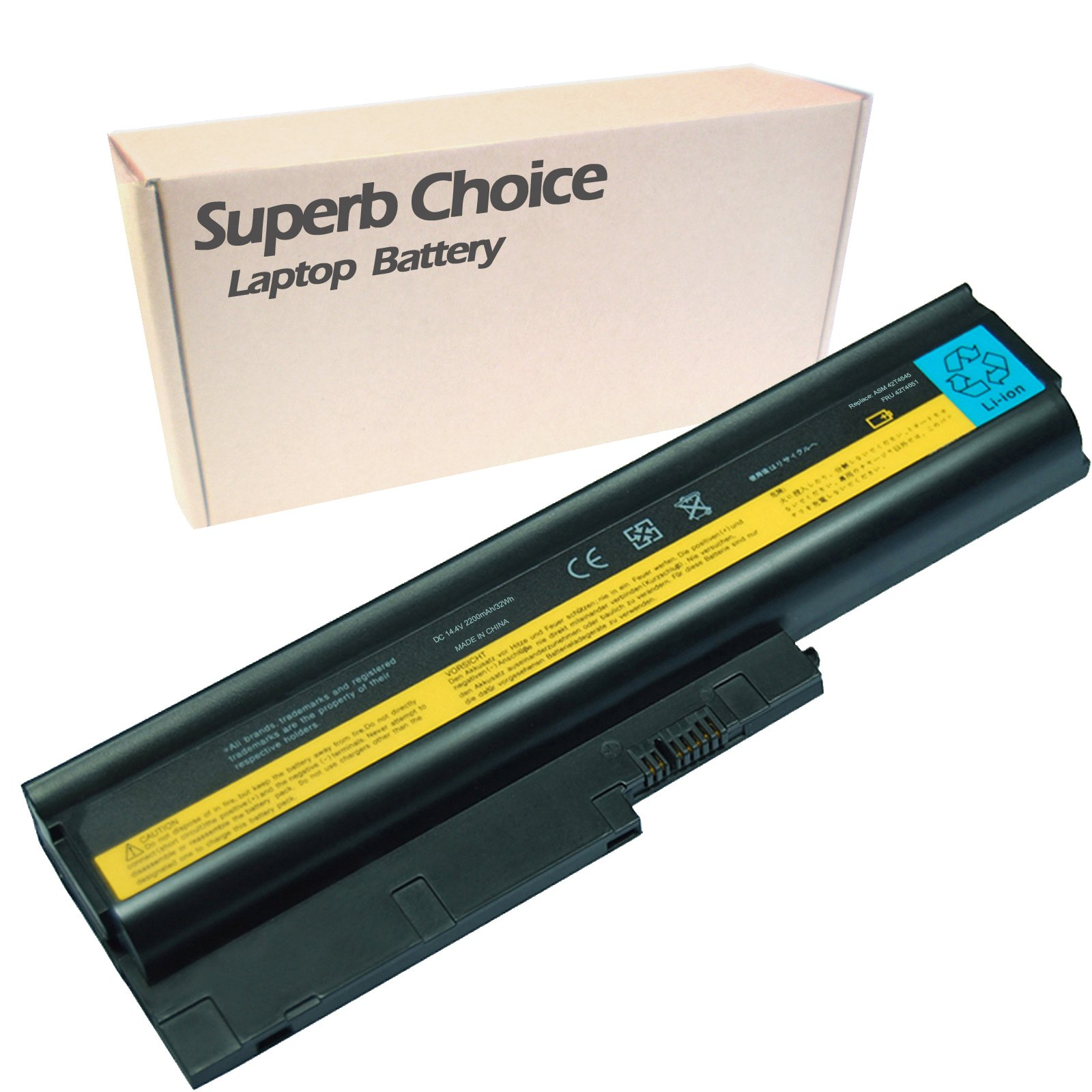 Superb Choice Battery for FRU 42T4656