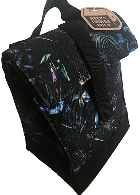 1ea441f4f8a Image Unavailable. Image not available for. Color: Vans insulated tropical  birds of paradise lunch bag