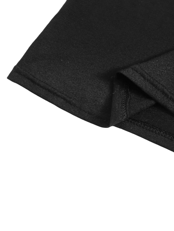 SweatyRocks Womens Letter Print Crop Tops Summer Short Sleeve T-Shirt