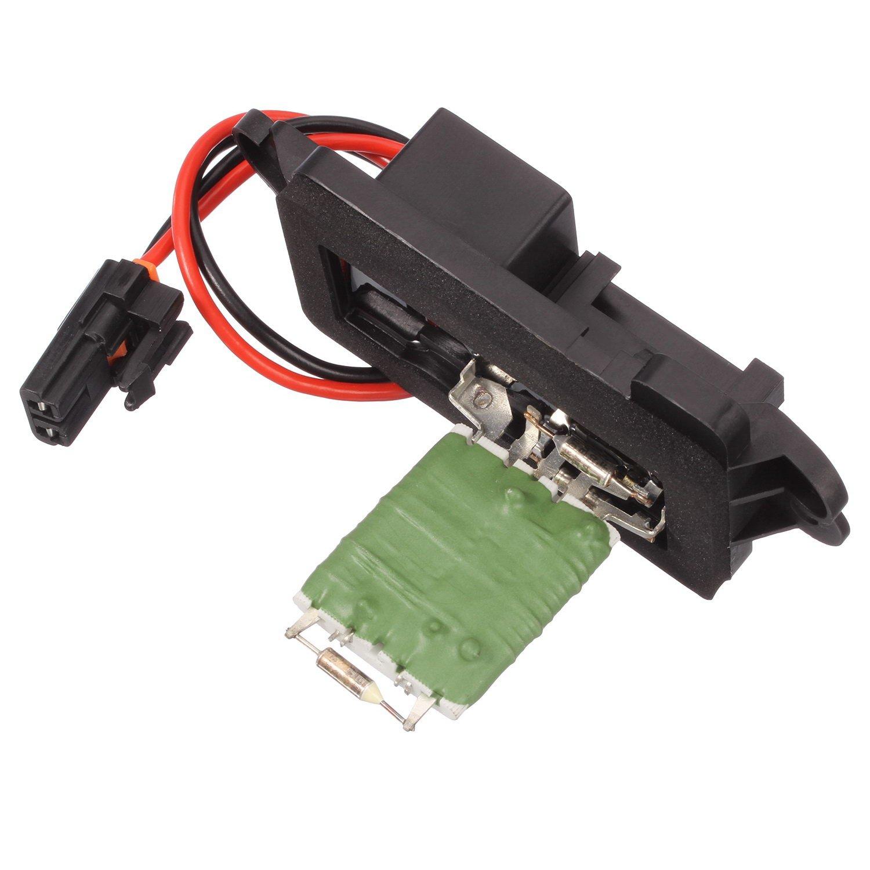 Partssquare Heater Blower Motor Resistor 89019100 96 Volvo Hvac Wiring Replacement For 2004 2005 2006 2007 Buick Rainier 2008 2009 Chevrolet