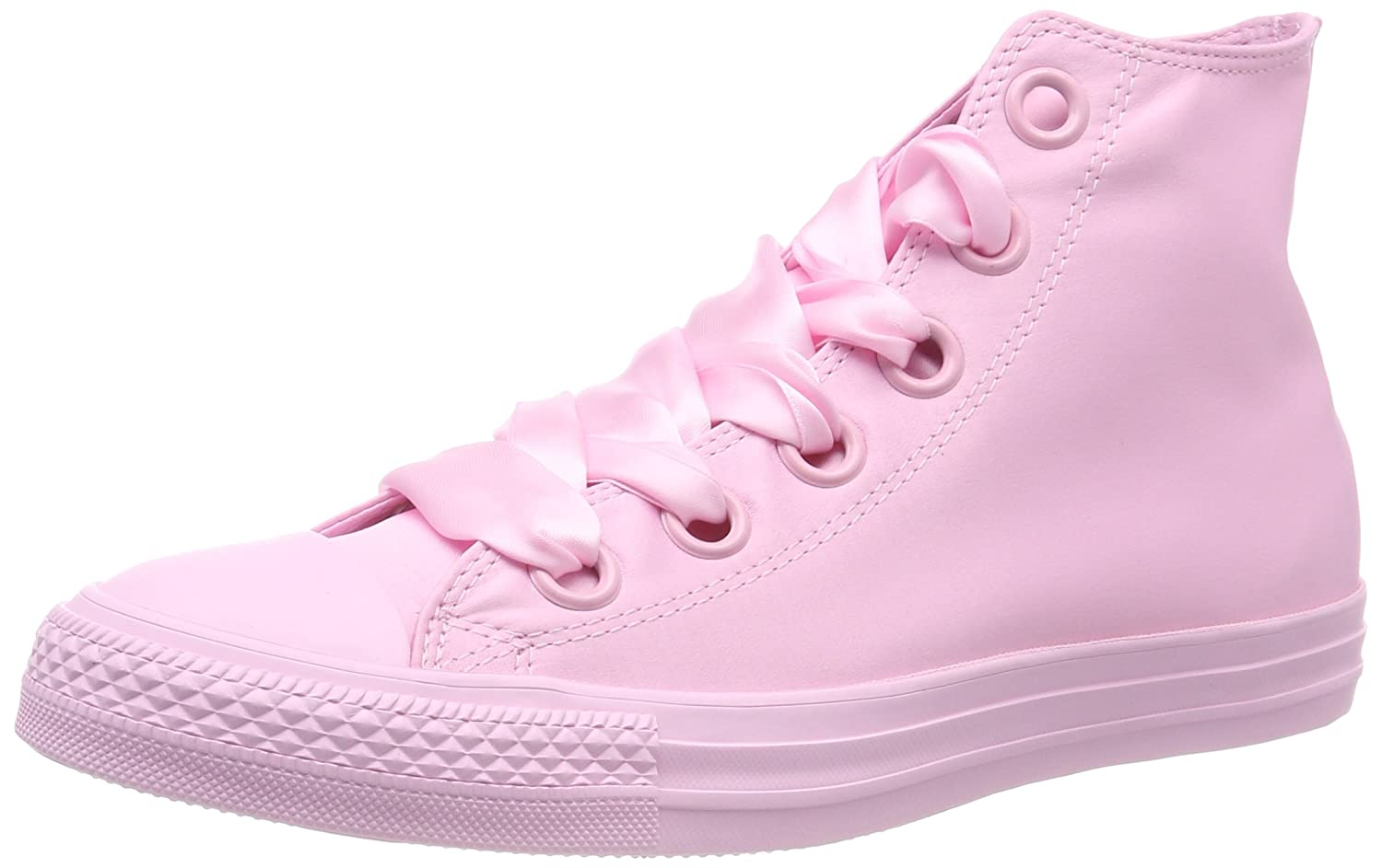 Converse Chuck Taylor All Star Big Eyelet High Top Sneaker Womens Fashion-Sneakers 560657C B075TF59VQ 7.5 B(M) US|Pink