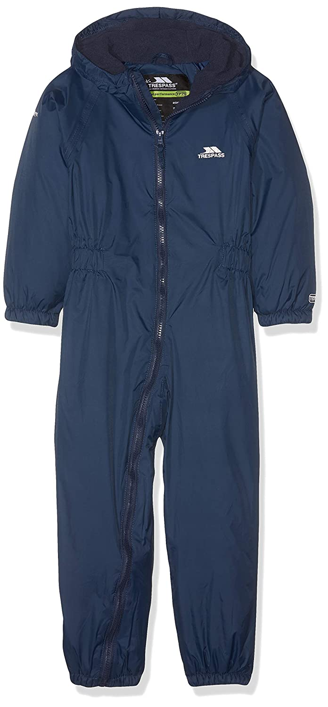 f57756fcf57 Trespass Kids  Waterproof Drip Drop Outdoor Rain Suit  Amazon.co.uk  Sports    Outdoors