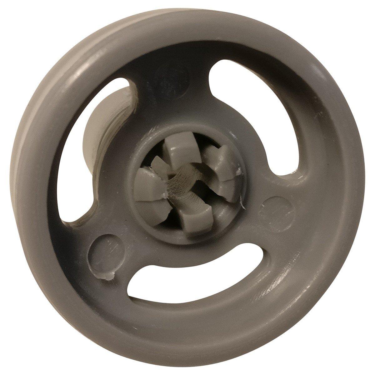 Ruleta de cesta inferior - lavavajilla - Far, Curtiss, generiss ...