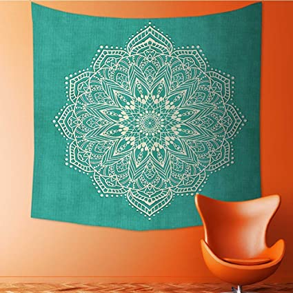 Amazon.com: Mandala Decor Custom tapestry by Nalahomeqq East ...