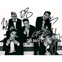 Why Don't We band reprint signed autographed 11x14 poster photo #2