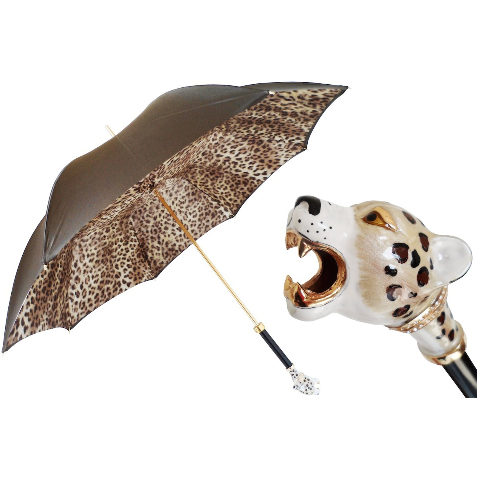 Female Umbrella By Pasotti, Expensive Accessory For Women