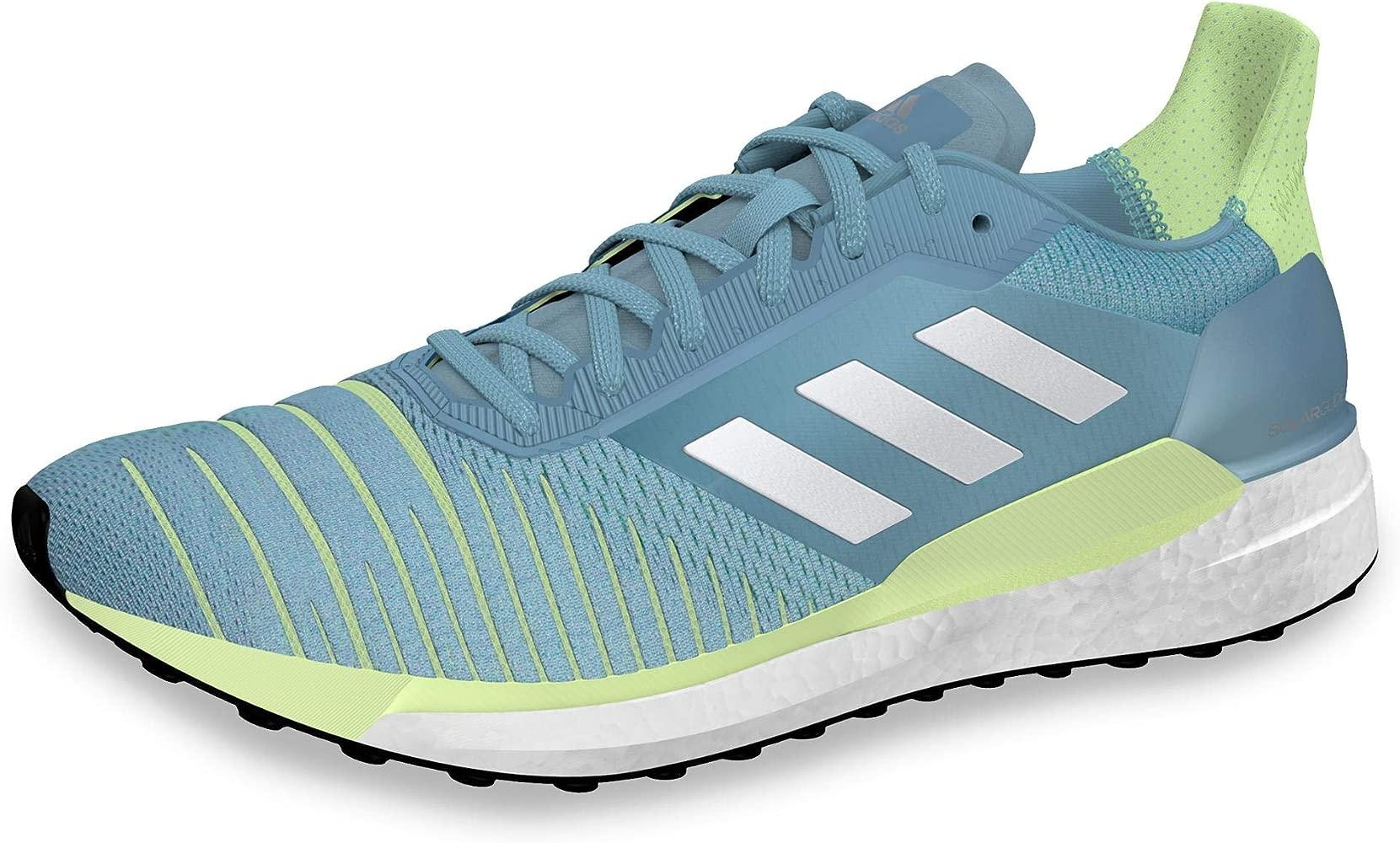 adidas Solar Glide W, Zapatillas de Deporte para Mujer