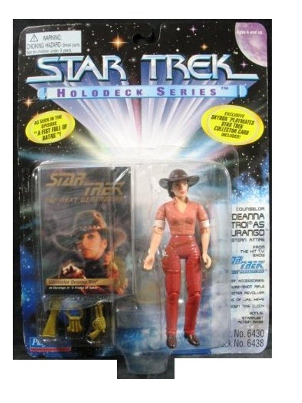 Star Trek Holodeck Series Deanna Troi As Durango
