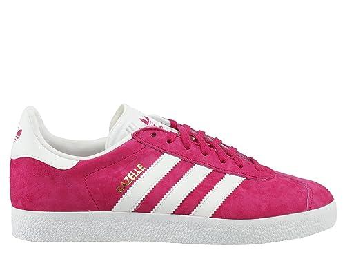 gazelle adidas rosas niña