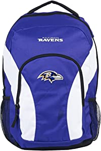 """Officially Licensed NFL """"Draft Day"""" Backpack, Multi Color, 18"""""""