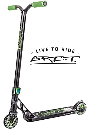 Amazon.com: Grit Fluxx Pro – Scooter: Sports ...