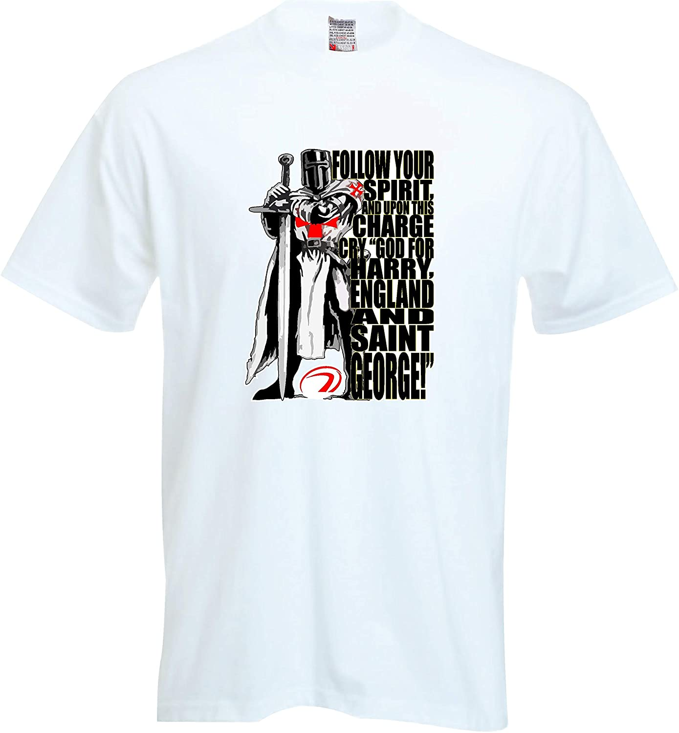 Camiseta de Rugby de los Fans Cry God For Harry England and St ...