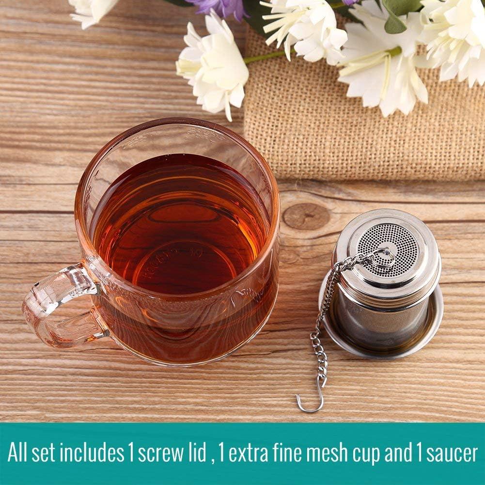 fine mesh tea infuser