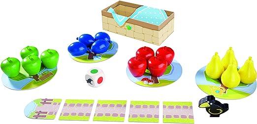 HABA Mesa, Juegos. Primer Frutal, Multicolor (Habermass H301651): Amazon.es: Juguetes y juegos