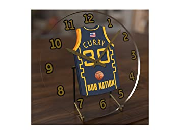 58373ea7c294e Steph Curry Golden State Warriors Nba Basketball Jersey reloj ...