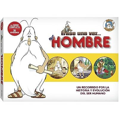 Erase Una Vez El Hombre - Maleta 2012 (5 DVDs)