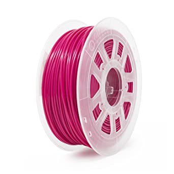 2.85mm ABS Filament 1kg // 2.2lb for 3D Printers Gizmo Dorks 3mm Pink