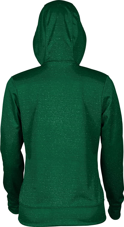 ProSphere Eastern Michigan University Girls Pullover Hoodie Heathered School Spirit Sweatshirt