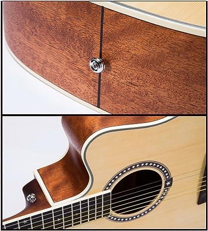 Starsun dg220 C-x 41 pulgadas para principiantes de guitarra ...
