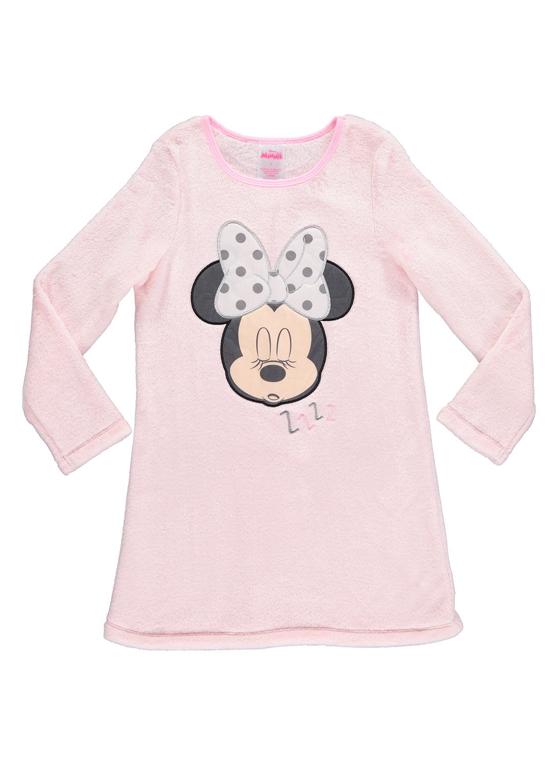 Disney Minnie Mouse Soft & Comfortable Nightgown | Cute PJ for Girls