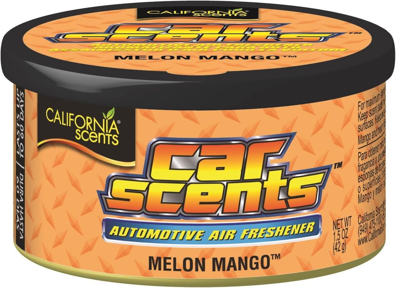 Amazon.es: California Scents – Melon Aroma de mango – Recipiente para el coche