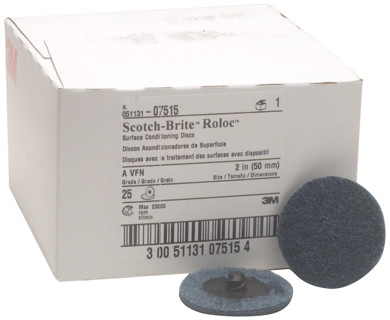 3M 07515 Roloc Surface Conditioning Disc