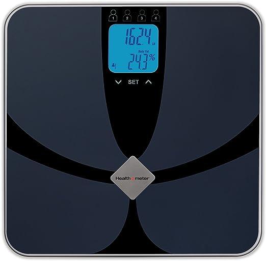 Amazon.com: health-o-meter báscula de análisis corporal ...