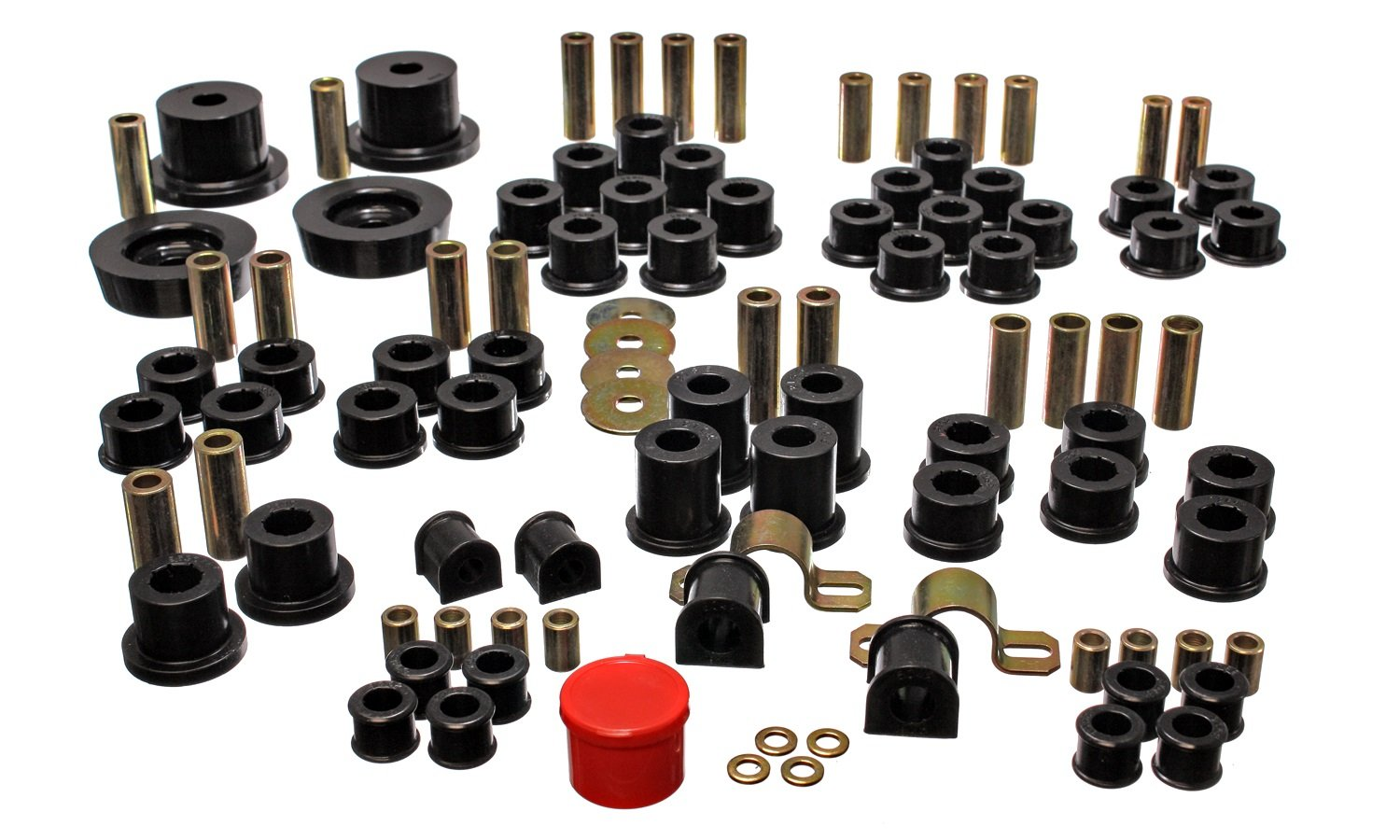 Energy Suspension 1118102G HyperFlex Master Kit for Mazda Miata by Energy Suspension (Image #1)