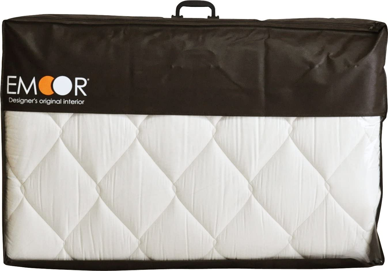 EMOOR Storage Case for Traditional Japanese Floor Futon Twin Size