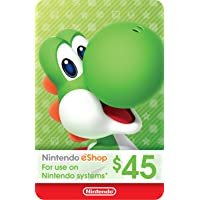 $45 Nintendo eShop Gift Card $45 [Digital Code]