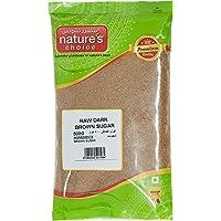 Natures Choice Raw Dark Brown Sugar - 500 gm
