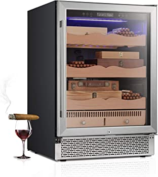 Best Cigar Cooler Humidors (Wineadors) - Reviews​ ​and Buyer's​ ​Guide