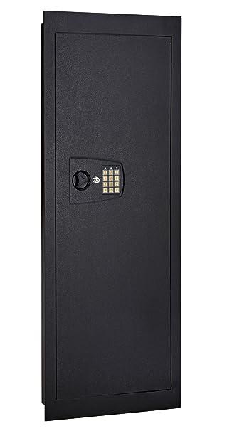 Snapsafe In Wall Long Gun Shotgun Safe, Digital Keypad, Measures 44u201dH X