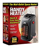 Amazon Price History for:Handy Heater 142598  Plug-in Personal Heater