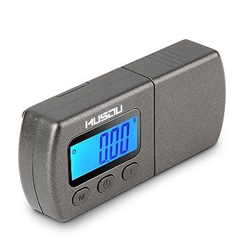 Musou Mini báscula Digital de célula de la tocadisco vinilo ...