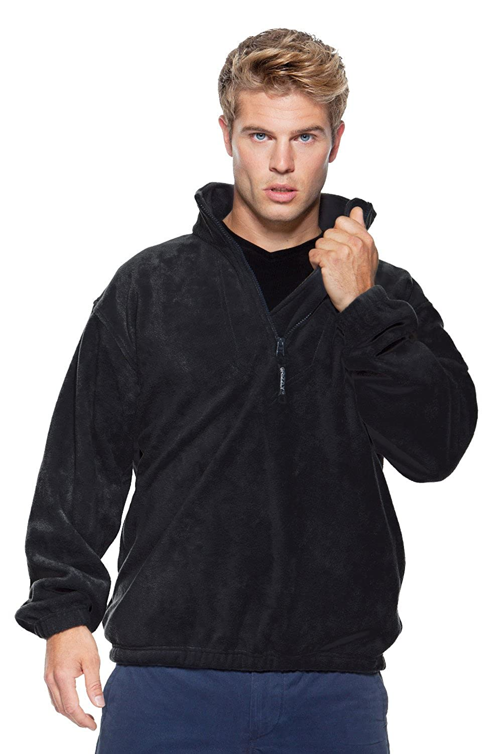 Grizzly aktiv Half Zip Fleece aktiv Grizzly f9569b