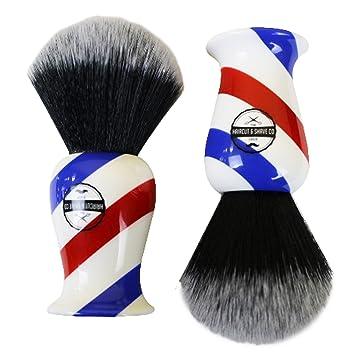 100 Original Pure Fiber Synthetic Shaving Brush For Men 24mm